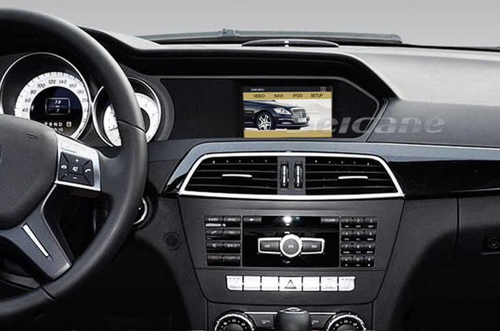 2010 2011 c300 mercedes benz install manual benz dvd player for Mercedes benz c300 manual